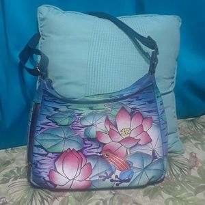 Anuschka shoulder/crossbody bag
